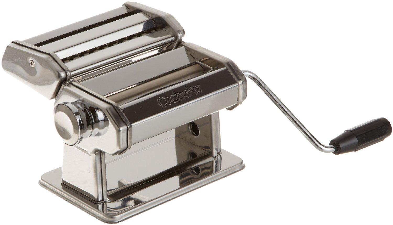Kitchenaid Stand Mixer Grinder CucinaPro 177 Pasta Fresh Pasta Machine Review - Pasta ...