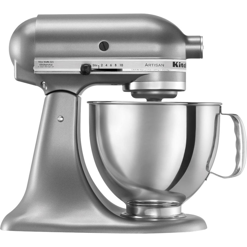 Mixer Kitchen: KitchenAid Artisan 5-Quart Stand Mixer Review