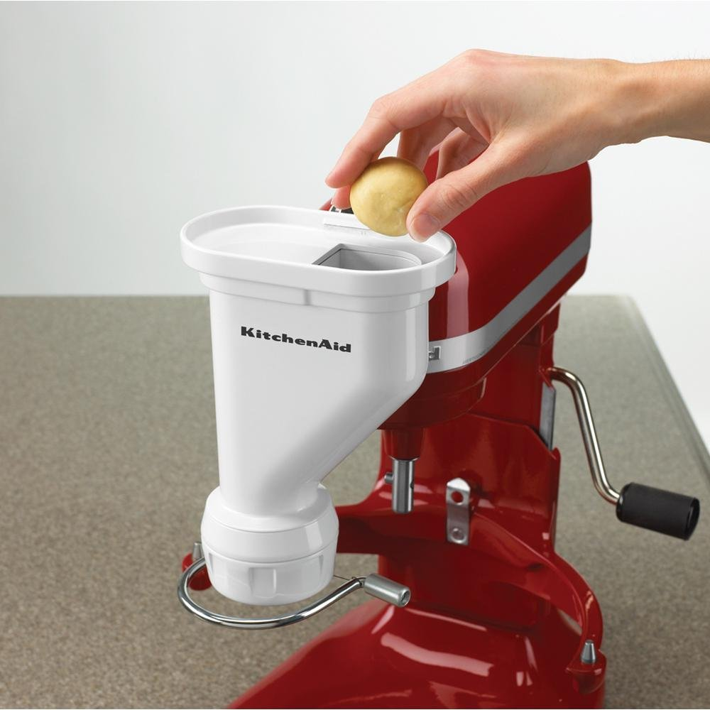 rigatoni pasta attachment kitchenaid