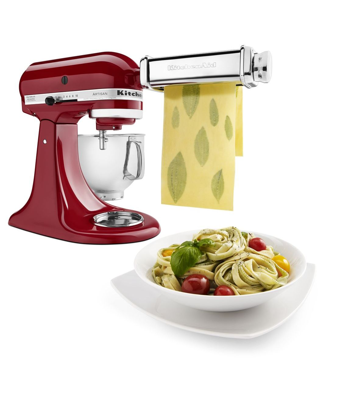 Kitchenaid Pasta Attachments Pasta Maker Hq